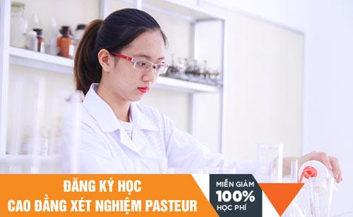 Kỹ thuật xét nghiệm ngành học được nhiều bạn trẻ lựa chọn