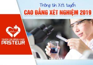 Địa chỉ đào tạo Cao đẳng Xét nghiệm năm 2019 có học phí thấp tại Hà Nội?