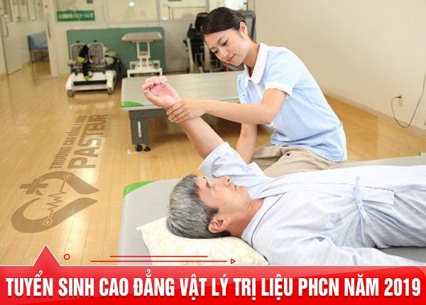 Địa chỉ Tuyển sinh Cao đẳng Kỹ thuật Vật lý trị liệu – Phục hồi chức năng chất lượng tại Hà Nội