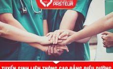 Địa chỉ đào tạo Liên thông Cao đẳng Điều dưỡng Hà Nội luôn gắn liền với thực hành