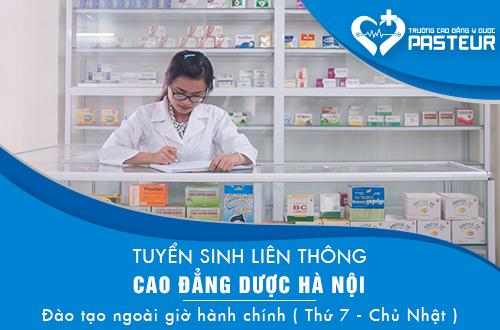Các tiêu chí xác định địa chỉ Liên thông Cao đẳng Dược chất lượng tại Hà Nội năm 2019