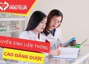 Thi tuyển Liên thông Cao đẳng Dược Hà Nội gồm những môn gì?