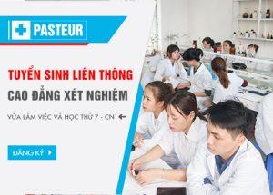 Cao đẳng Xét nghiệm Hà Nội thông báo điều kiện Liên thông năm 2018