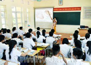 Mạng lưới các Trường sư phạm trên toàn quốc được quy hoạch