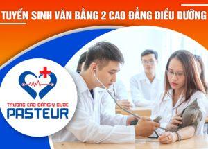 Học Văn bằng 2 Cao đẳng Điều dưỡng Hà Nội mở ra cơ hội làm việc tại CHLB Đức