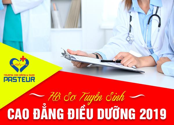 Hồ sơ xét tuyển Cao đẳng Điều dưỡng Hà Nội 2019 cần những giấy tờ gì?
