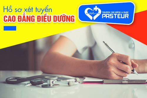 Hồ sơ đăng ký học Cao đẳng Điều dưỡng Đà Nẵng năm 2019