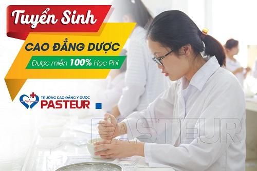 Địa chỉ nộp hồ sơ Cao đẳng Dược tốt nghiệp có việc làm ngay tại Hà Nội