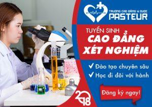 Địa chỉ học Cao đẳng Xét nghiệm uy tín, đảm bảo chất lượng đầu ra tại Hà Nội năm 2019